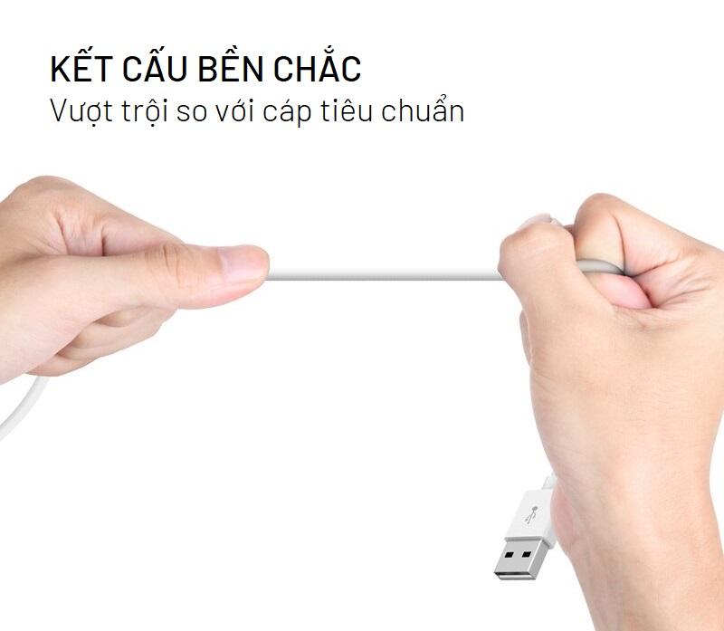 Cáp sạc Micro USB Yoobao YB402