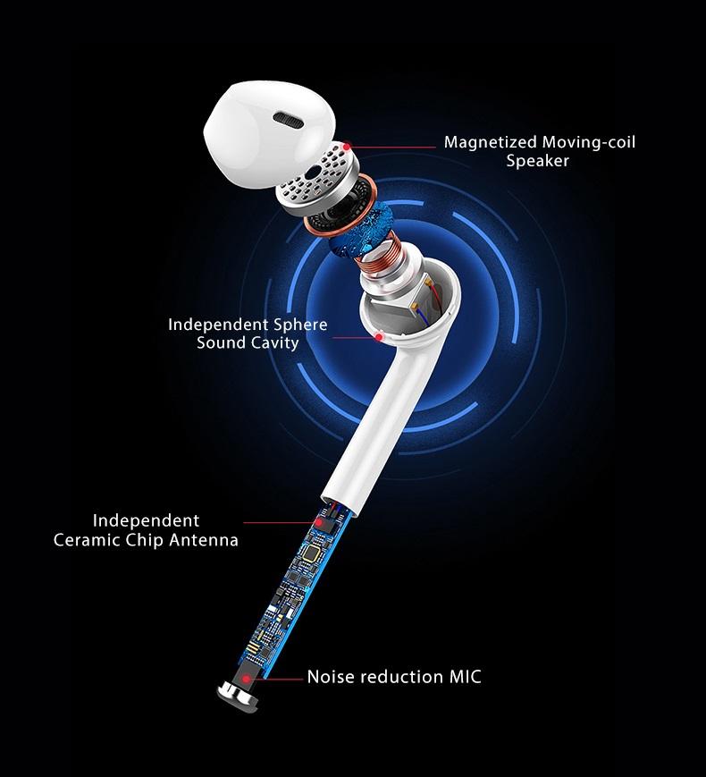 Tai nghe bluetooth TWS Yoobao YB-501