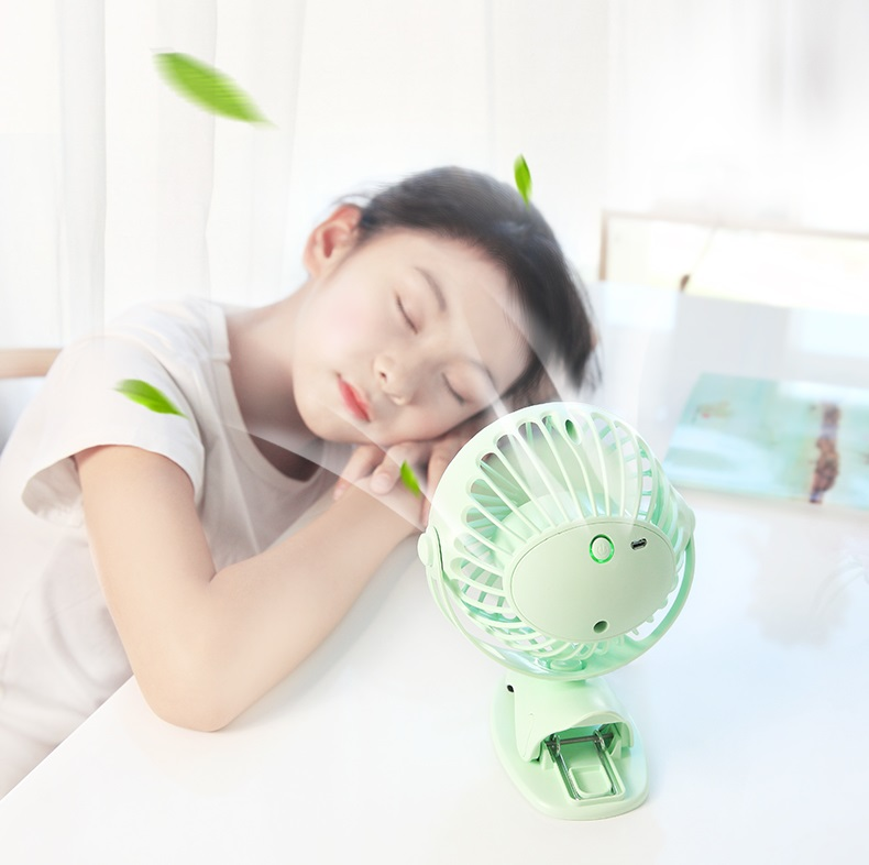Quạt tích điện mini Yoobao F04 6400mAh