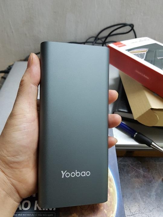 Sạc dự phòng Yoobao PD45W 20000mAh PD3.0