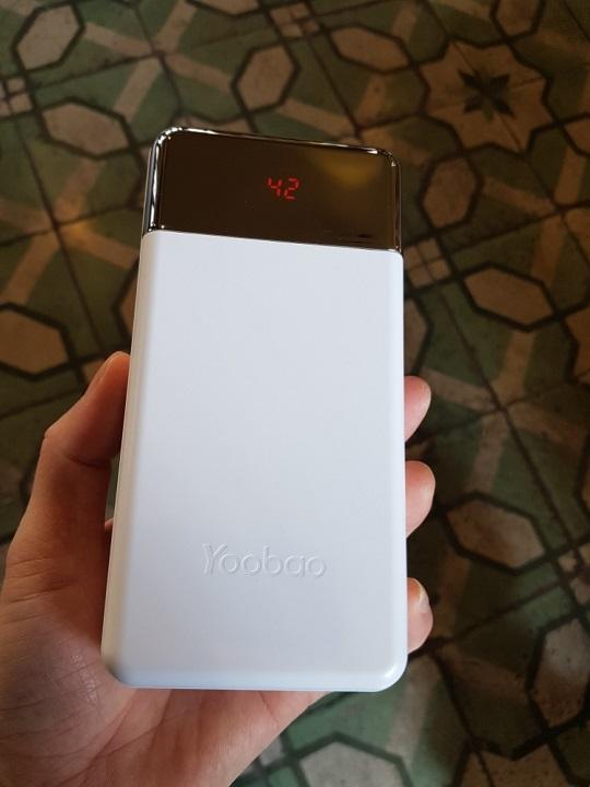 Sạc dự phòng Yoobao 30W-PD 30000mAh