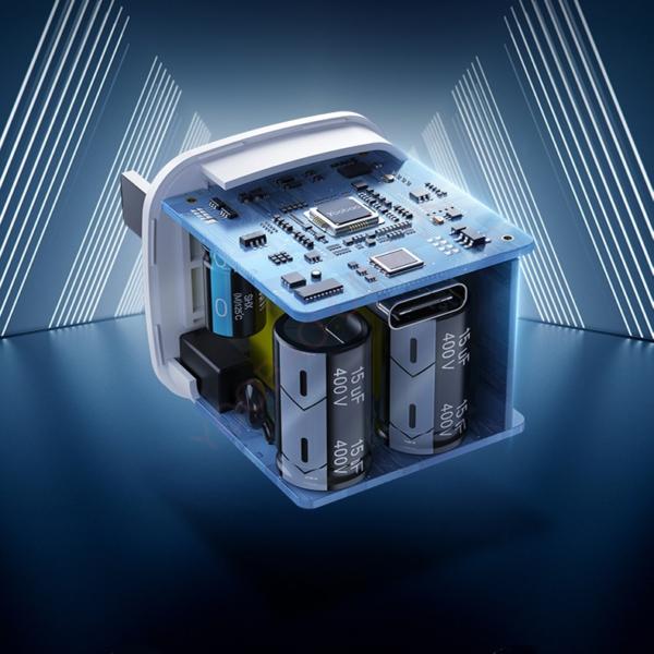 Adapter sạc nhanh cổng type-C Yoobao RY-U62 20W PD
