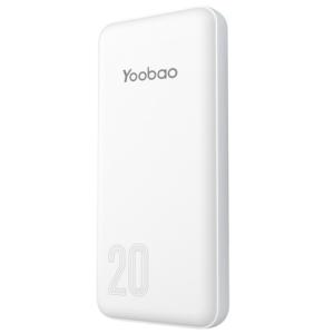Sạc dự phòng Yoobao D20 20000mAh